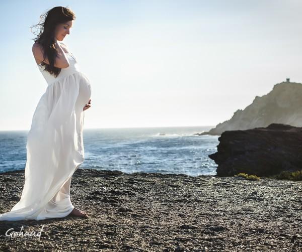 Séance de maternité - Cyrielle et Eric