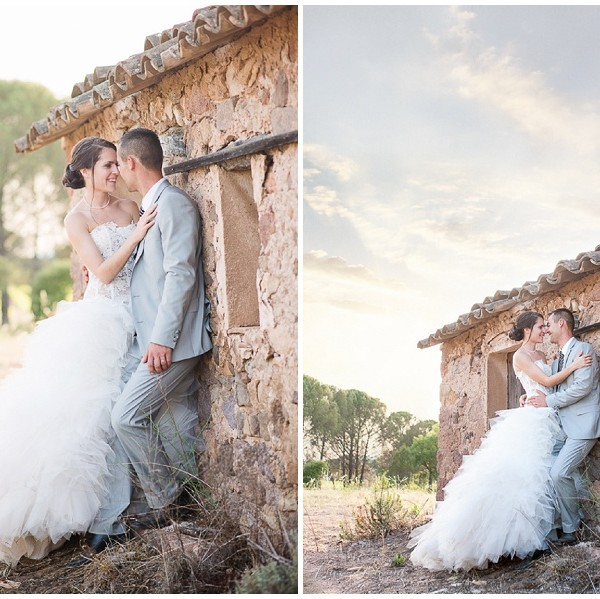 Mariage de Marie&Joris à Vidauban