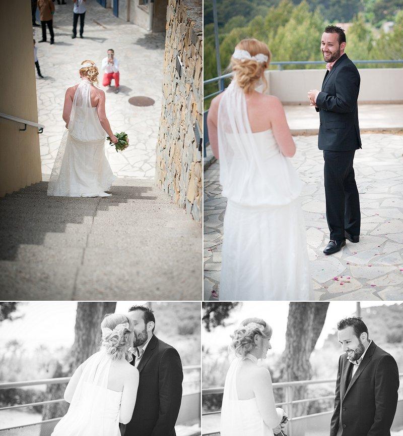 Mariage Découverte de la mariée