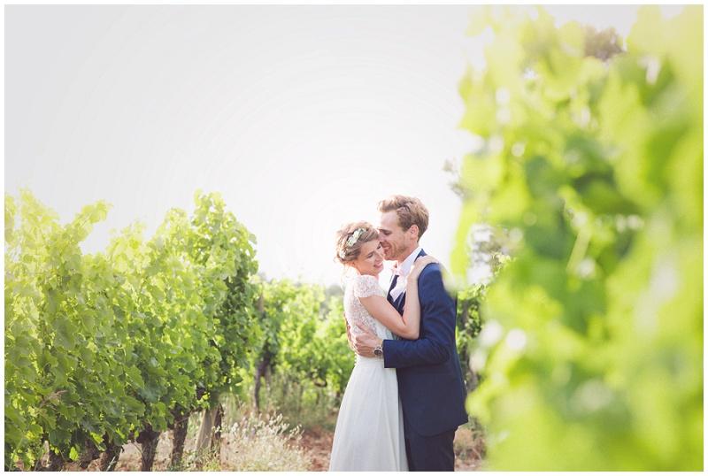 13 couple mariage au coucher de soleil