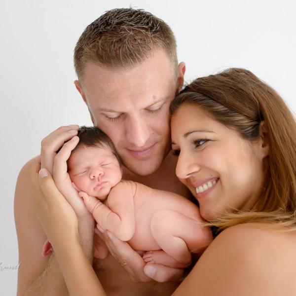 Séance de nouveau-né, Romy
