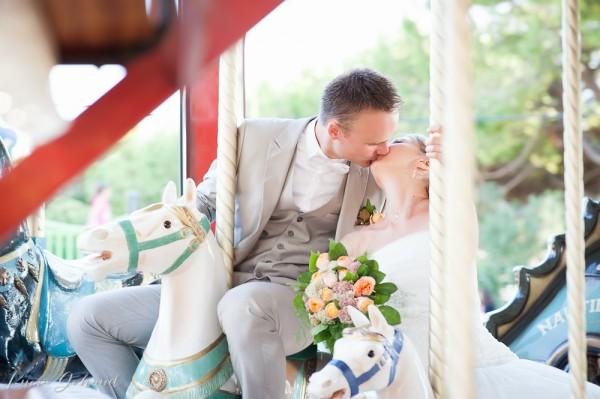 Mariage d'Adeline et Florian à Sanary-sur-Mer