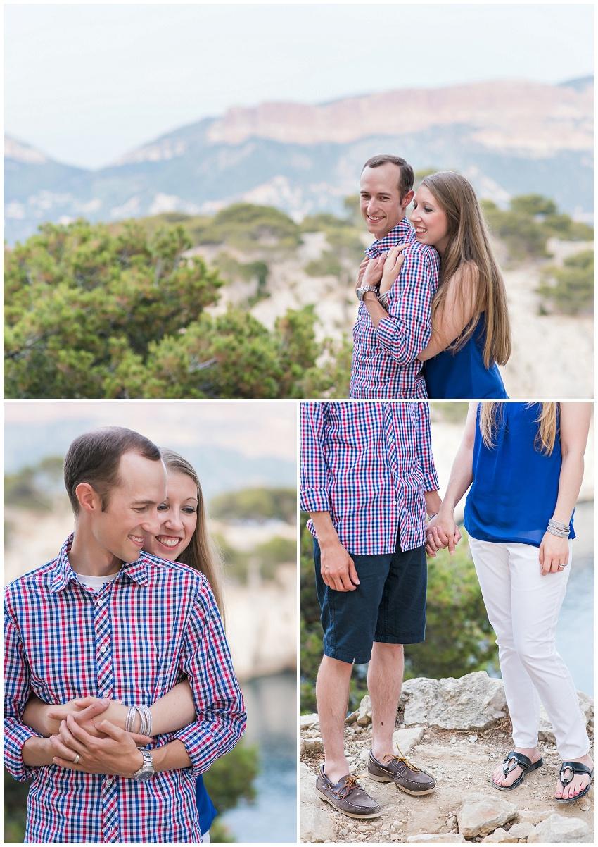 Séance couple Calanques de Cassis Photographe mariage Lucia Gohaud3