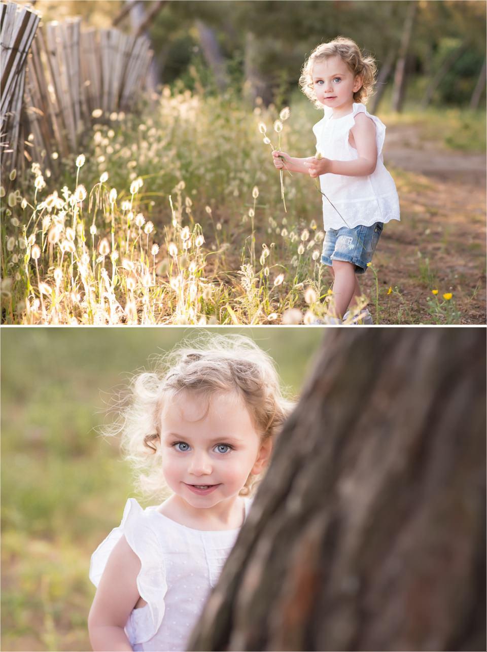 magnifique petite fille
