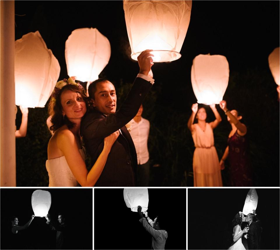 Lancée de lanternes_Lucia Gohaud Photographe Var bebe mariage