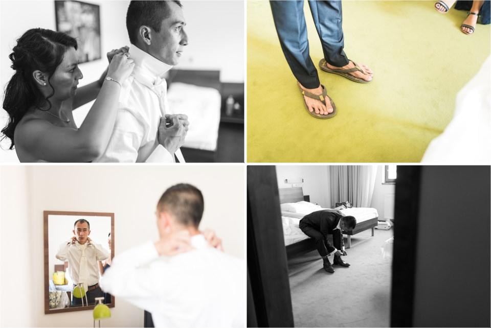 Préparatifs du marié _Lucia Gohaud Photographe Var bebe mariage