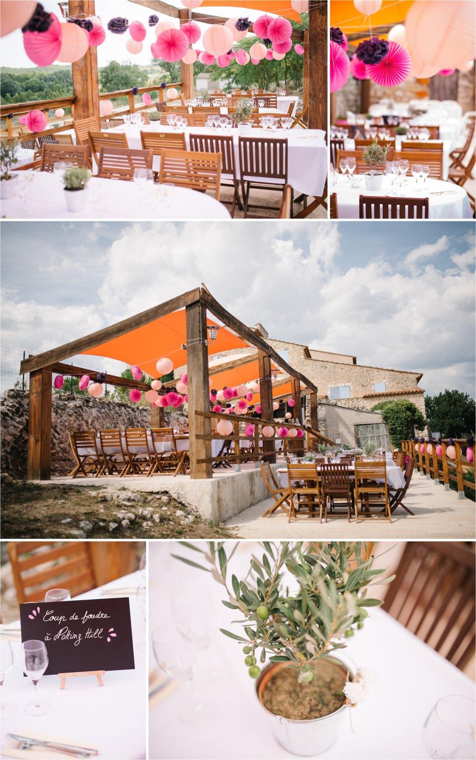 Réception Grande Roquette Montmeyan_Lucia Gohaud Photographe Var bebe mariage