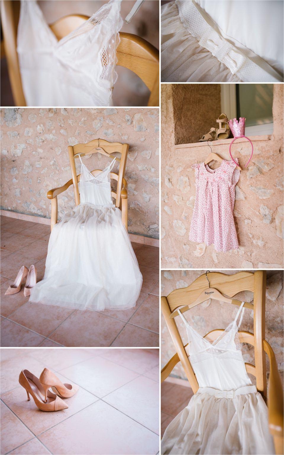 Robe de mariée atypique_Lucia Gohaud Photographe Var bebe mariage