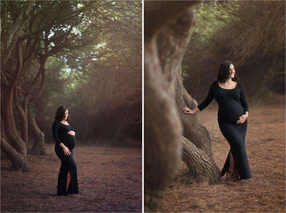 séance maternité dans le Var dramatique