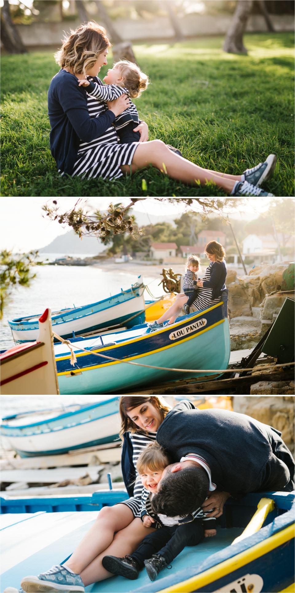 les bateaux pointus