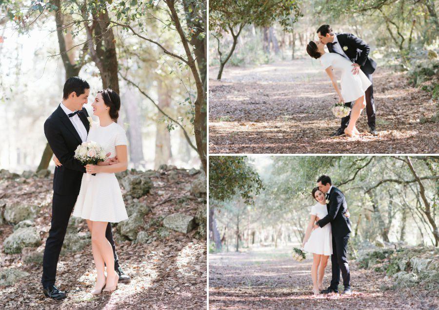 mariage en automne en provence