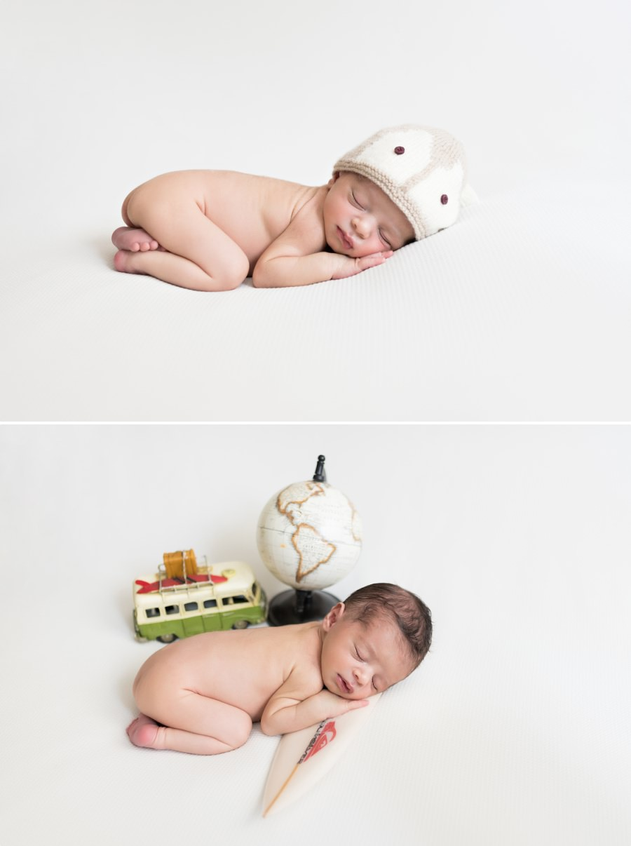 bébé voyageur globetrotteur
