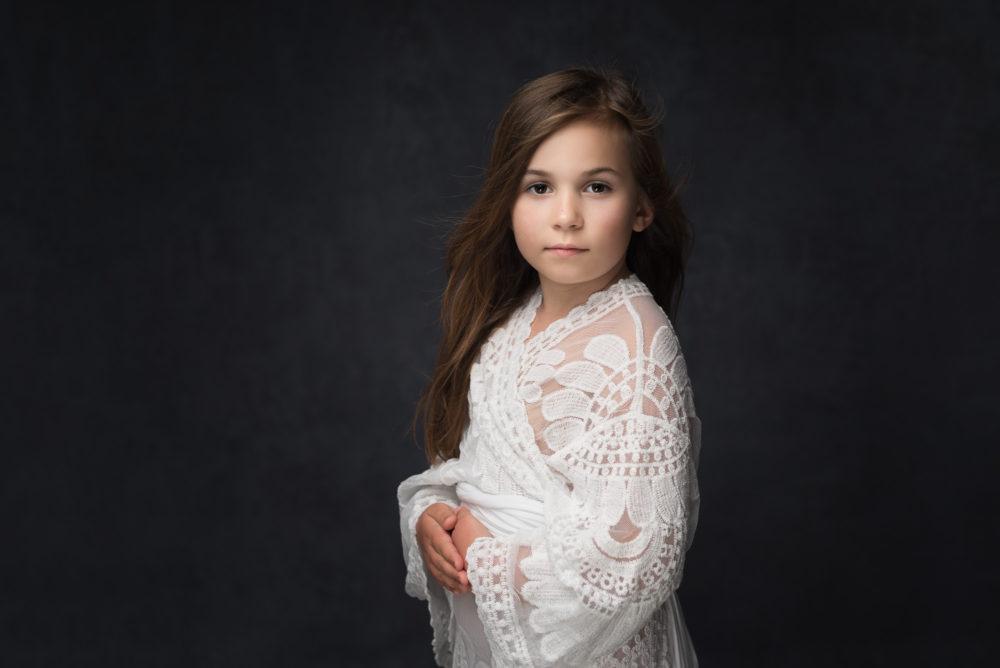Portrait Enfant Fine ARt