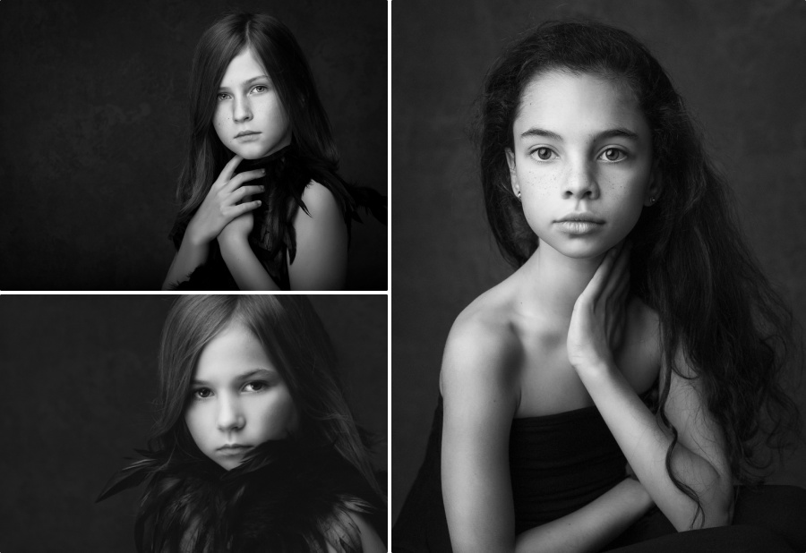 Photographe studio enfants photo Toulon