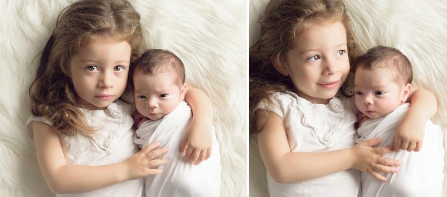Deux petites princesses