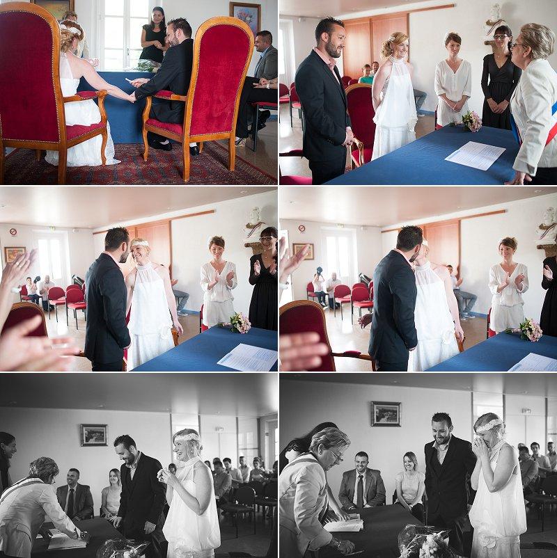 Ceremonie mairie
