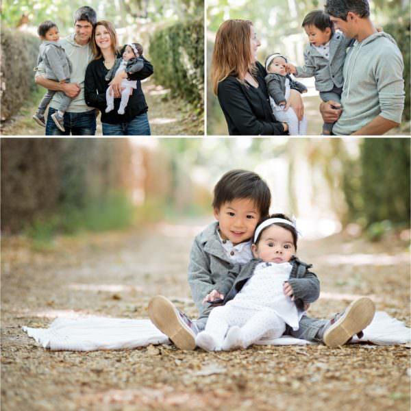 Séance de famille à la Castille - Thao&Lily-Rose