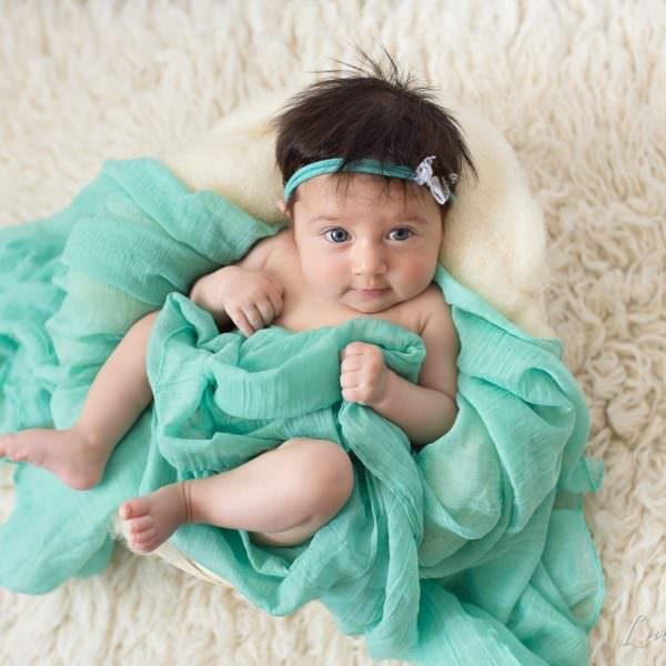 Séance bébé: Olivia