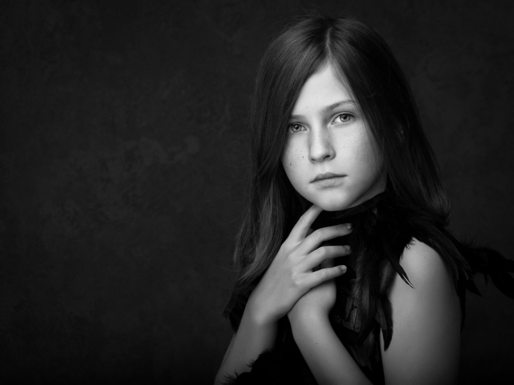 Photographe enfant spécialisé portraitiste