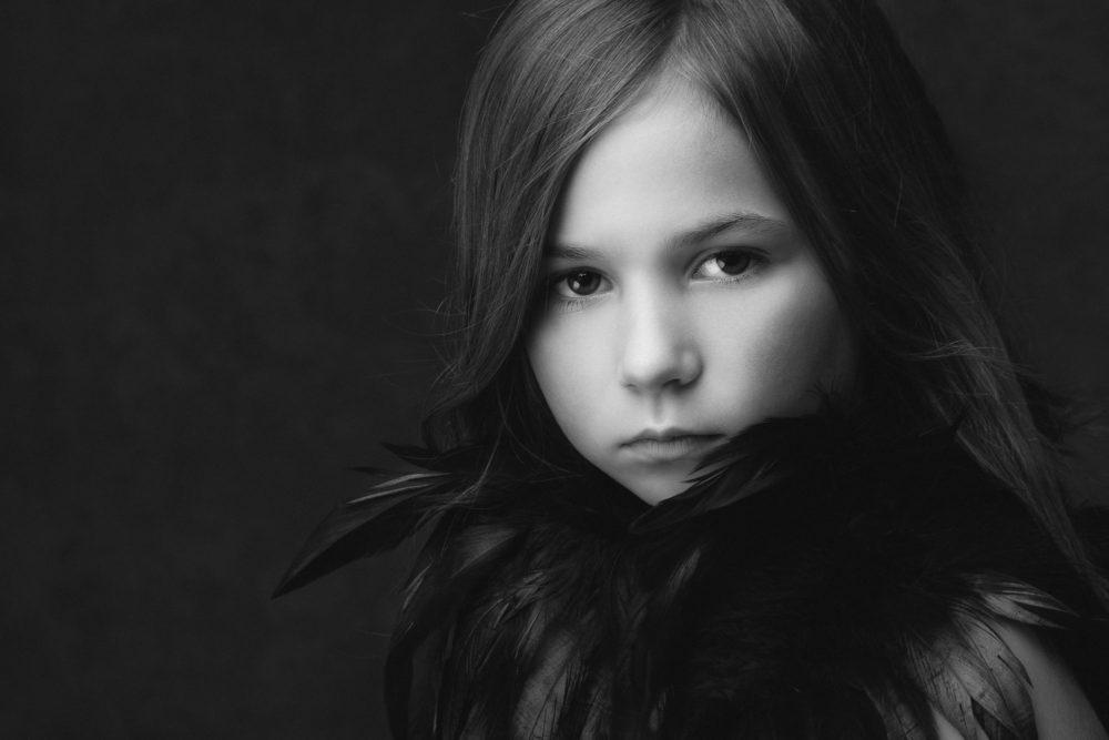 Portrait Fille Prix récompensé photographe