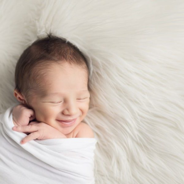 Séance de naissance de Lucas