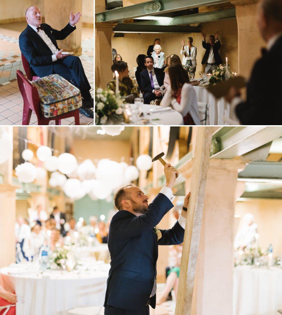 Soirée de mariage au domaine Bunan dans le Var
