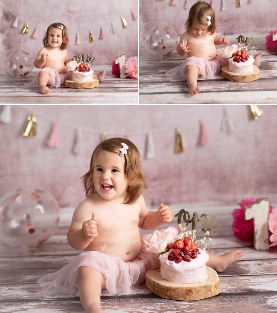 smash the cake iris